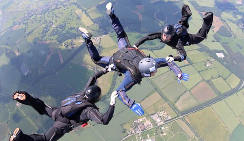 Learn to skydive today!