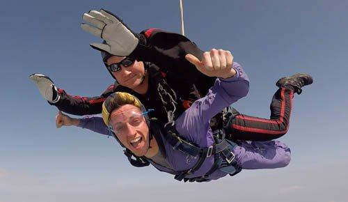 Tandem Skydive Centre